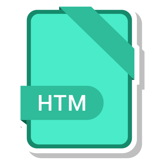 document, file, htm, name icon