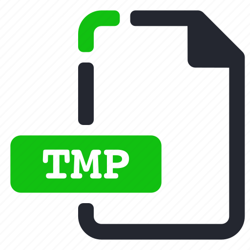 extension, file, system, tmp icon
