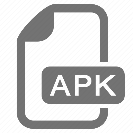 android, apk, application, document, extension, file, format icon