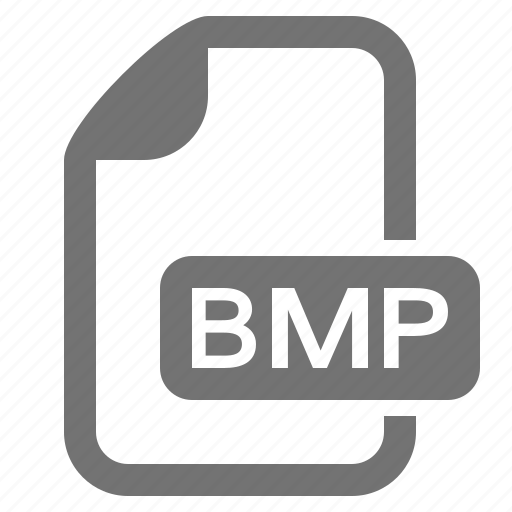 bmp, document, extension, file, format, image, raster icon