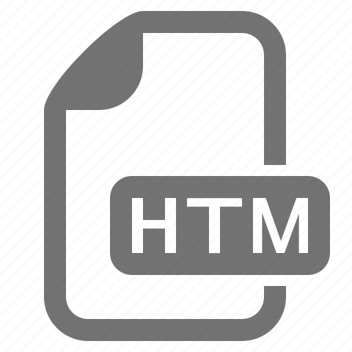 code, document, extension, file, format, htm, website icon