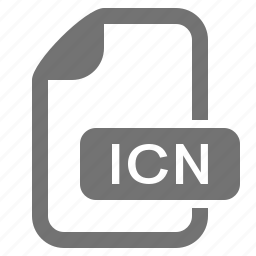 document, extension, file, format, graphics, icn icon