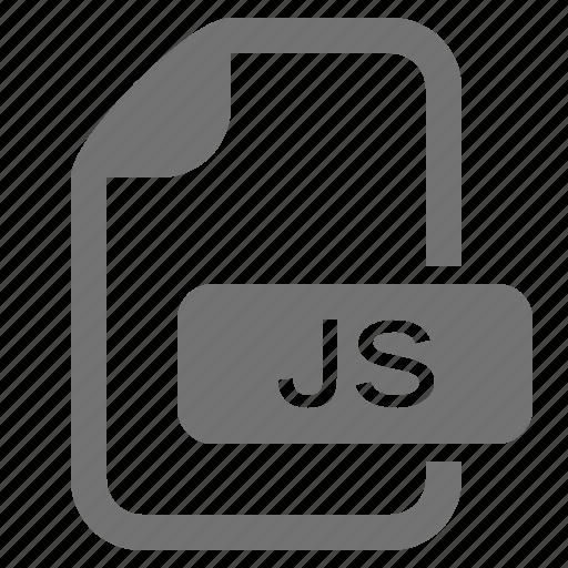 code, extension, file, format, java, js, script icon
