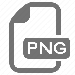 document, extension, file, format, image, png, raster icon