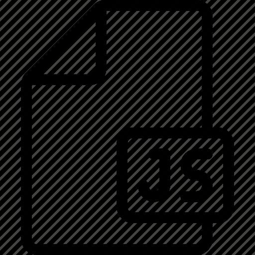 document, file, java, script, web icon