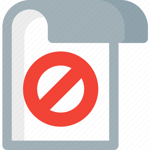 document, extension, file, folder, paper, security icon