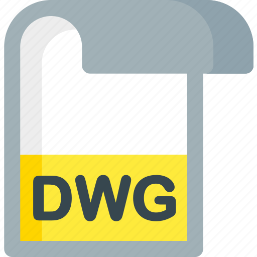 document, dwg, extension, file, folder, paper icon