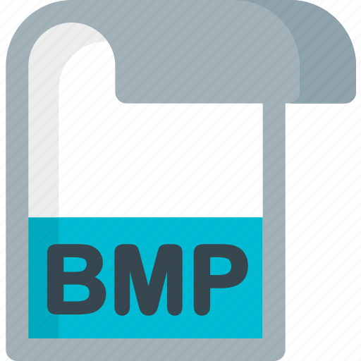 bmp, document, extension, file, folder, paper icon