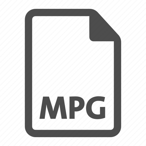 document, extension, file, file format, format, mpeg icon