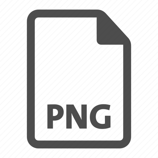 extension, file, format, image, media, png icon
