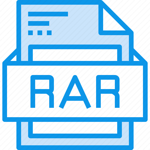 Data, document, file, format, rar, type icon - Download on Iconfinder