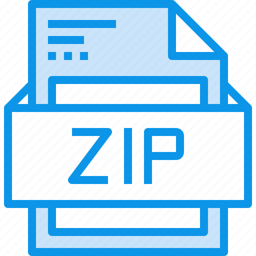 Data, document, file, format, type, zip icon - Download on Iconfinder