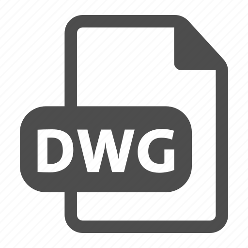 document, dwg, extension, file, file format, format icon