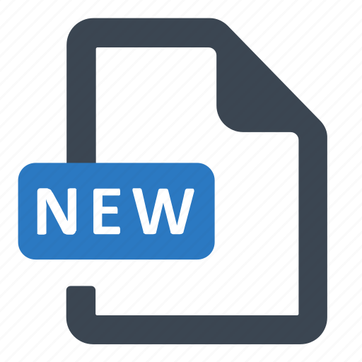 File, format, new icon - Download on Iconfinder