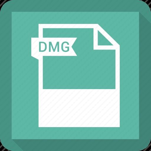 dmc, document, extension, file, format icon