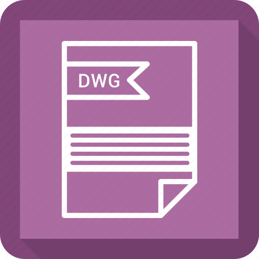 document, dwg, extensiom, file, file format, paper icon