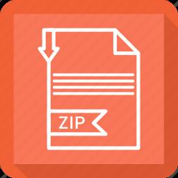 adobe, document, file, zip icon