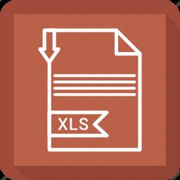 adobe, document, file, xls icon