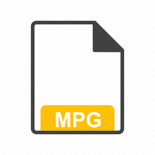 extension, file, file format icon