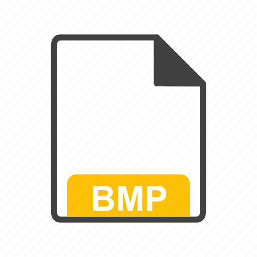 bmp, extension, file icon