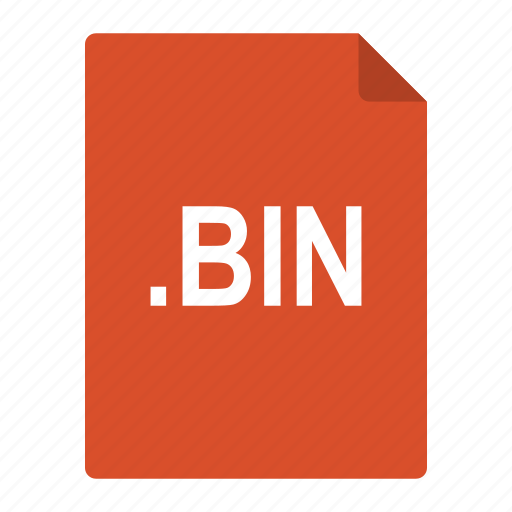 bin, common, executable, file, format, operating, system icon