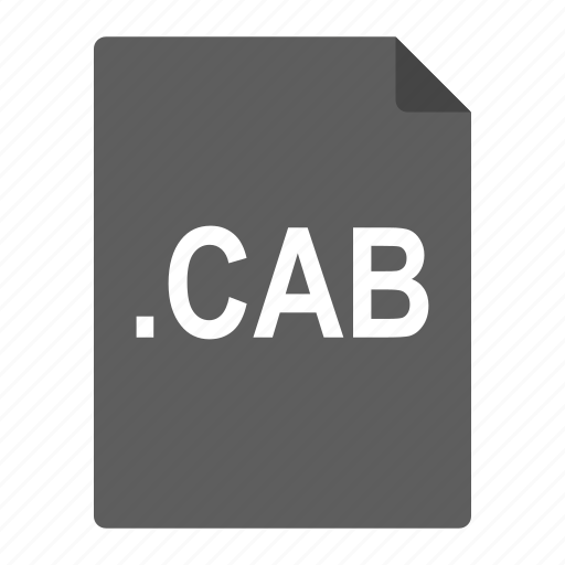 archive, archives, cab, file, files, format, system icon