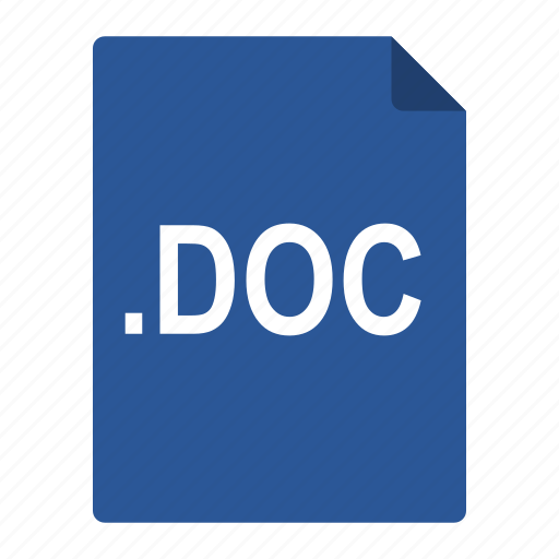 doc, file, format, microsoft, office, word icon