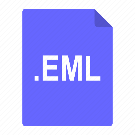 email, eml, file, format, internet, mail, web icon
