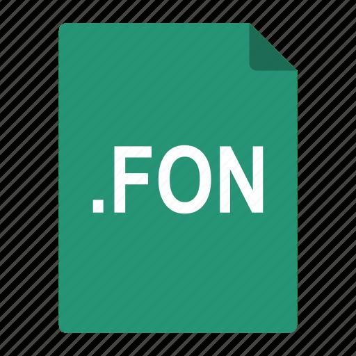 file, fon, font, format, fount, type, windows icon