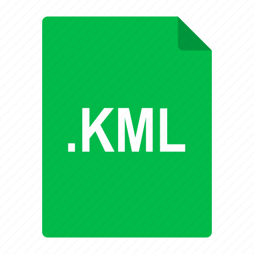 data, file, format, geographic, hiebook, kml icon