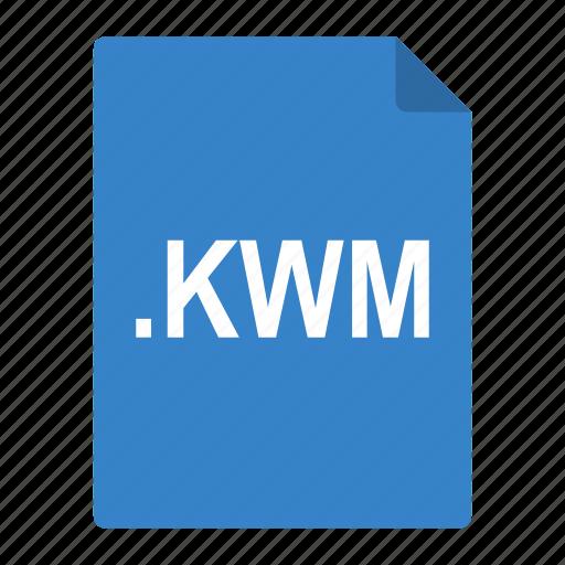 file, format, key, kwm, webmoney icon