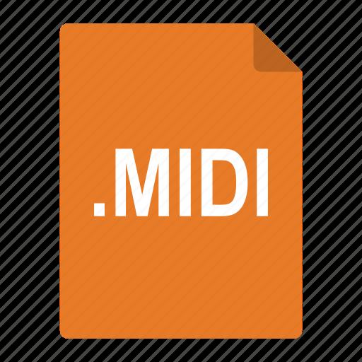midi audio file