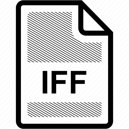 Extension File File Format Format Iff Iff File Type Icon