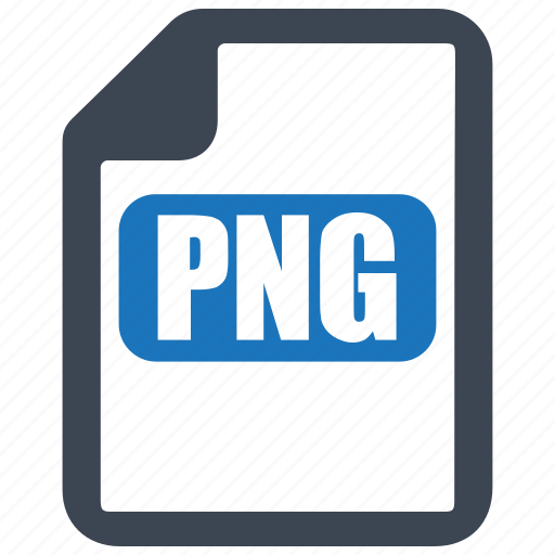 file, format, image, png file icon