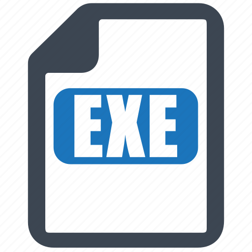 exe, file, format icon