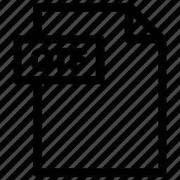 font file, opentype font, otf, otf file, otf format icon