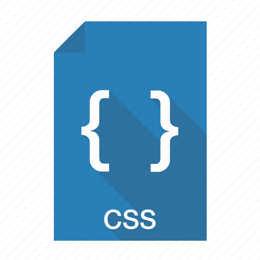 cascading, css, document, format, sheet, style icon
