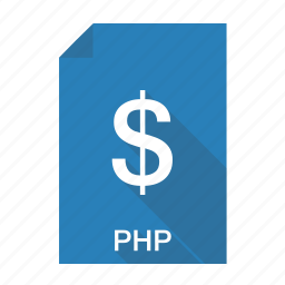 file, language, php, program, programming, web icon