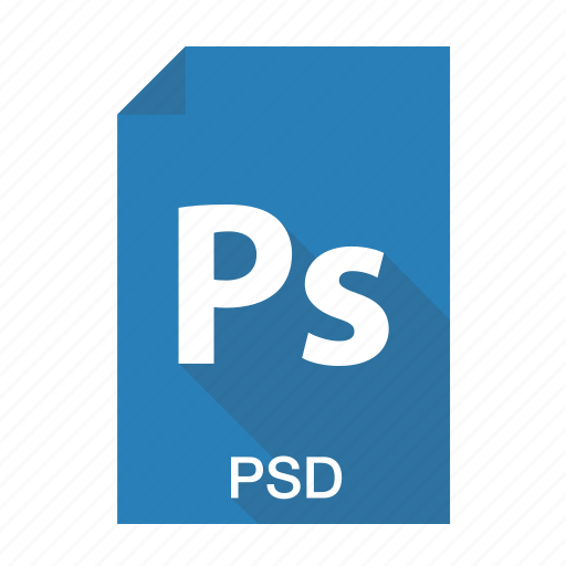 creative, document, extension, file, format, photoshop, psd icon