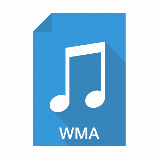 File, music, wma, audio, sound icon - Download on Iconfinder