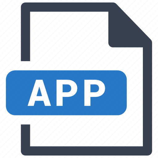 App, file, format icon - Download on Iconfinder
