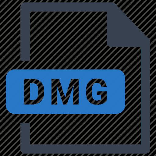 Dmg, file, format icon - Download on Iconfinder