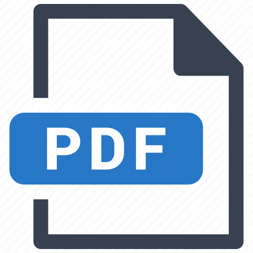 File, format, pdf icon - Download on Iconfinder