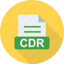 object, cdr, digital, cd, clean, blank, technology icon