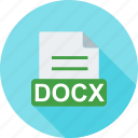 document, docx, download, file, format icon