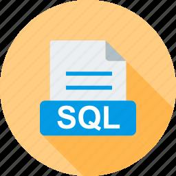 abstract, algorithm, code, data, software, sql icon