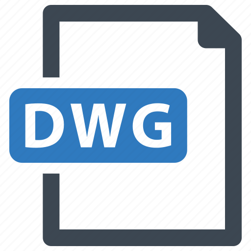 Dwg, file, format icon - Download on Iconfinder