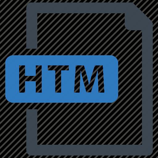 File, format, htm icon - Download on Iconfinder