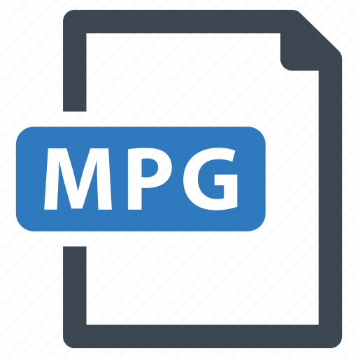 File, format, mpg icon - Download on Iconfinder