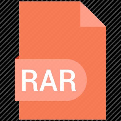 Rar, file icon